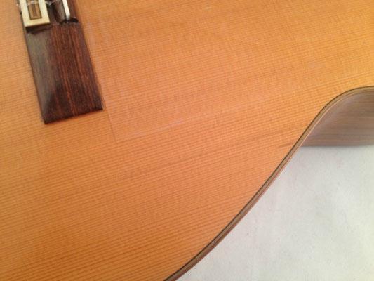 Arcangel Fernandez 1969 - Guitar 1 - Photo 6