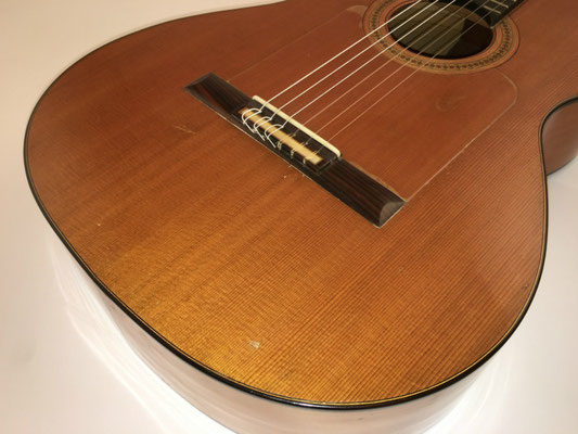 Miguel Rodriguez 1968 - Guitar 2 - Photo 31