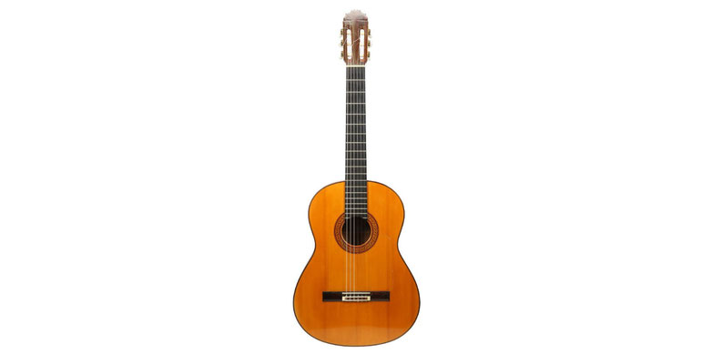 Manuel Reyes 1973 - Guitar 3 - Photo 1
