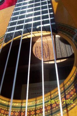 Hermanos Conde - Sobrinos de Esteso - 1990 - Guitar 4 - Photo 7