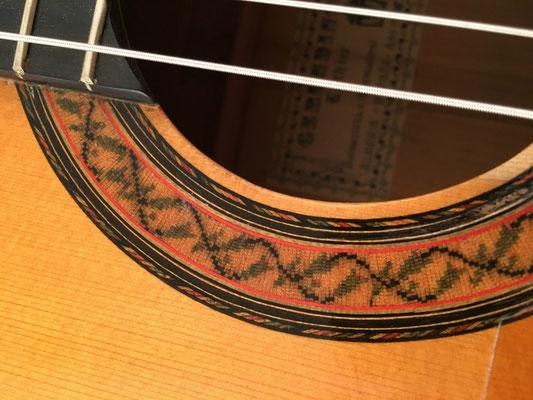 Gerundino Fernandez 1976 - Guitar 2 - Photo 2