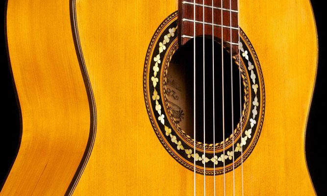 Manuel Ramirez 1912 - Guitar 1 - Photo 4