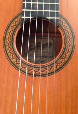 Jose Ramirez 1971 - Guitar 4 - Photo 6