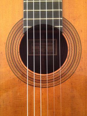 Santos Hernandez 1923 - Guitar 1 - Photo 1