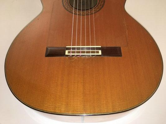 Gerundino Fernandez 1976 - Guitar 3 - Photo 9