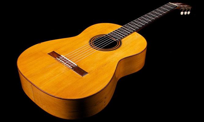 Santos Hernandez 1919 - Guitar 1 - Photo 7