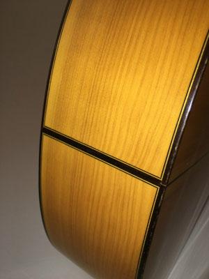 Jose Ramirez 1967 - Guitar 6 - Photo 24