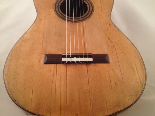 Domingo Esteso 1935 - Guitar 2 - Photo 3