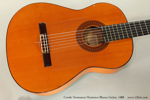 Hermanos Conde - 1988 - Guitar 5 - Photo 7