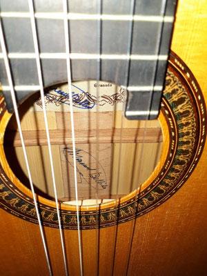 Manuel Bellido 1990 - Guitar 1 - Photo 4