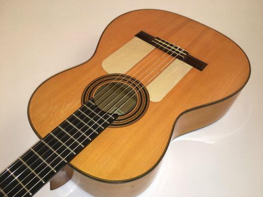 Domingo Esteso 1931 - Guitar 7 - Photo 13