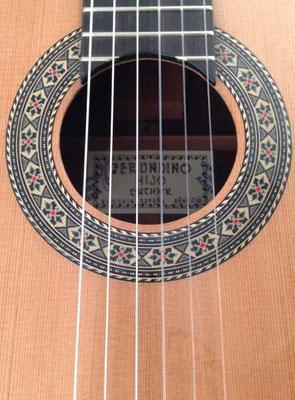 Gerundino Fernandez Hijo 2016 - Guitar 1 - Photo 5