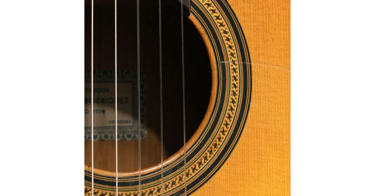 Miguel Rodriguez 1954 - Guitar 1 - Photo 8