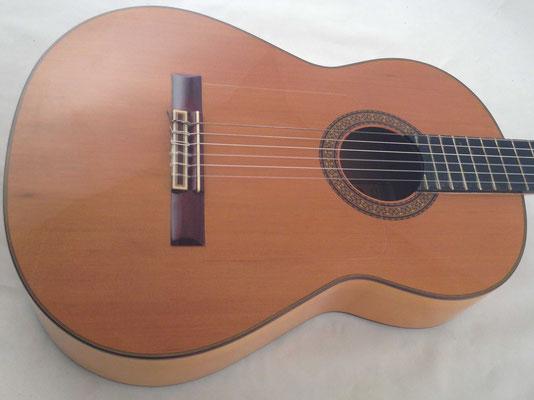 Jose Ramirez 1966 - Guitar 4 - Photo 14