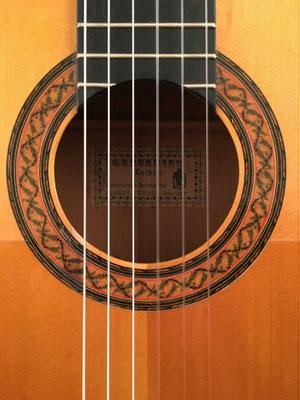 Gerundino Fernandez 1976 - Guitar 2 - Photo 1