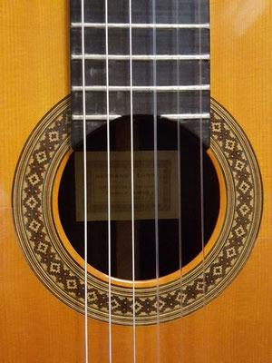 Hermanos Conde 1981 - Guitar 7 - Photo 5