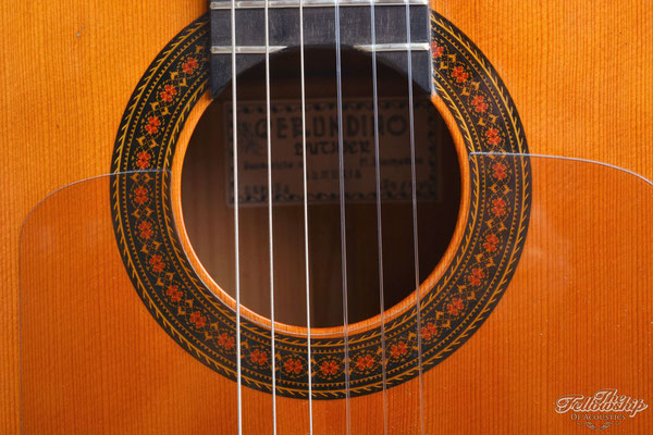 Gerundino Fernandez 1984 - Guitar 1 - Photo 9