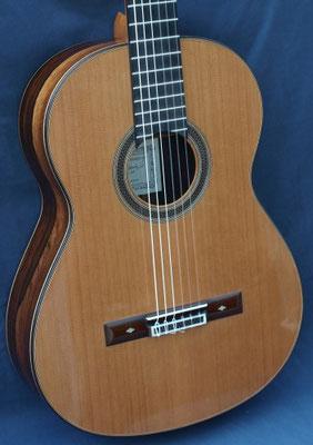 Antonio Marin Montero 2006 - Guitar 1 - Photo 6