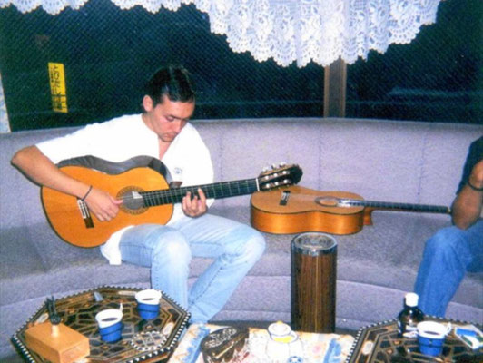 Manuel Reyes 1992 - Vicente Amigo - Guitar 2 - Photo 2