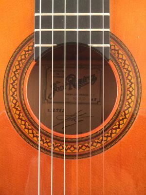 Jose Ramirez 1968 - Guitar 5 - Photo 1