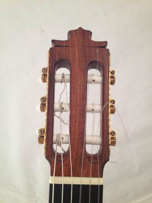 Francisco Barba 1988 - Guitar 1 - Photo 13
