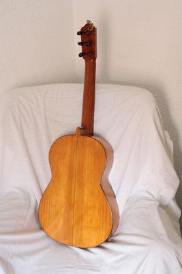 Domingo Esteso 1932 - Guitar 5 - Photo 5