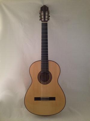 Antonio Marin Montero 2009 - Guitar 3 - Photo 12