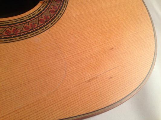 Arcangel Fernandez 1969 - Guitar 1 - Photo 3
