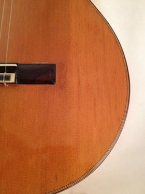 Gerundino Fernandez 1974 - Guitar 1 - Photo 8