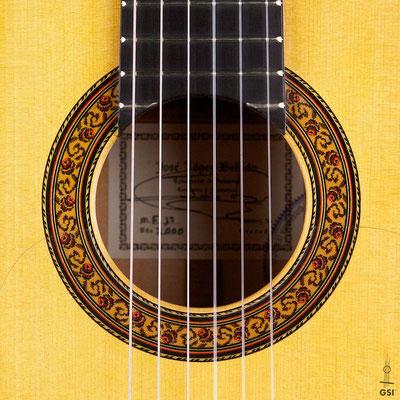Jose Lopez Bellido 2000 - Guitar 1 - Photo 7
