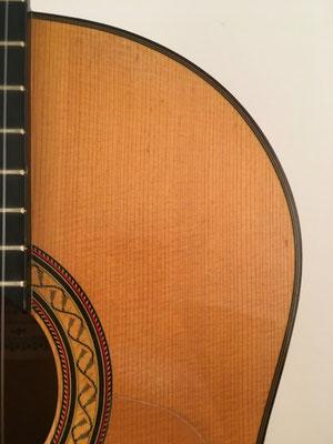 Manuel Reyes 1994 - Guitar 3 - Photo 7