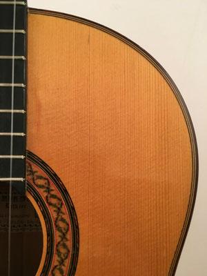 Gerundino Fernandez 1976 - Guitar 2 - Photo 5