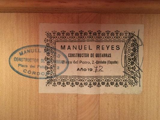 Manuel Reyes 1972- Guitar 2 - Photo 27