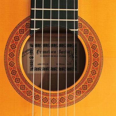 Francisco Barba 2017 - Guitar 4 - Photo 1