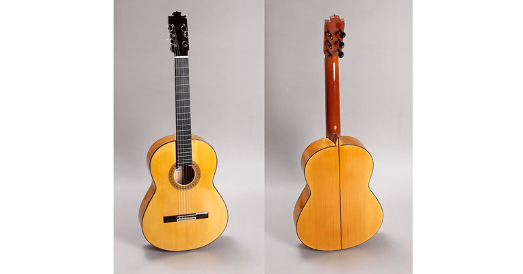 Francisco Barba 2011 - Guitar 2 - Photo 2
