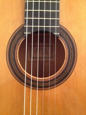 Domingo Esteso 1939 - Guitar 1 - Photo 1