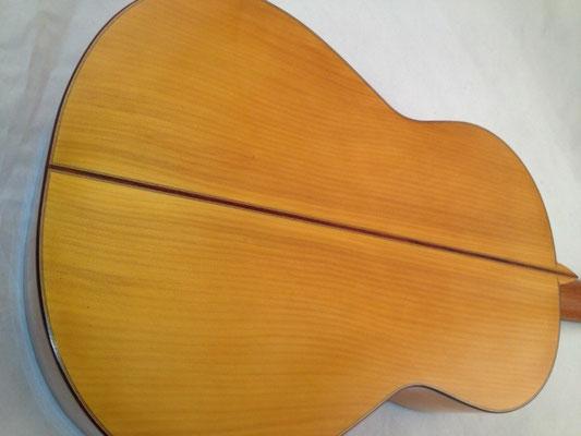 Francisco Barba 1987 - Guitar 1 - Photo 13