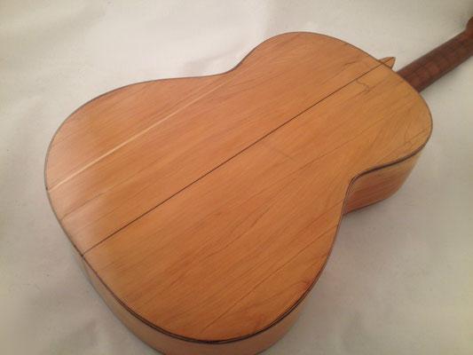 Domingo Esteso 1935 - Guitar 2 - Photo 7