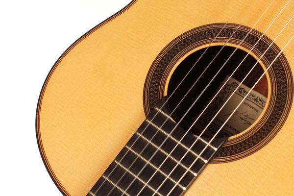 Antonio Marin Montero 2018 - Guitar 3 - Photo 6