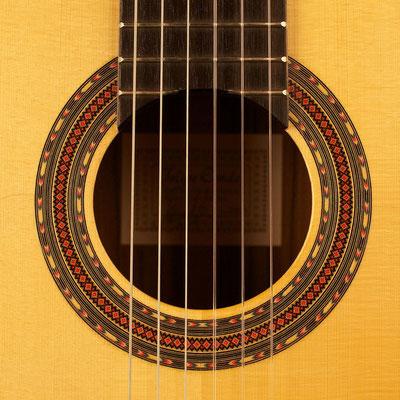 Felipe Conde 2010 - Guitar 4 - Photo 3