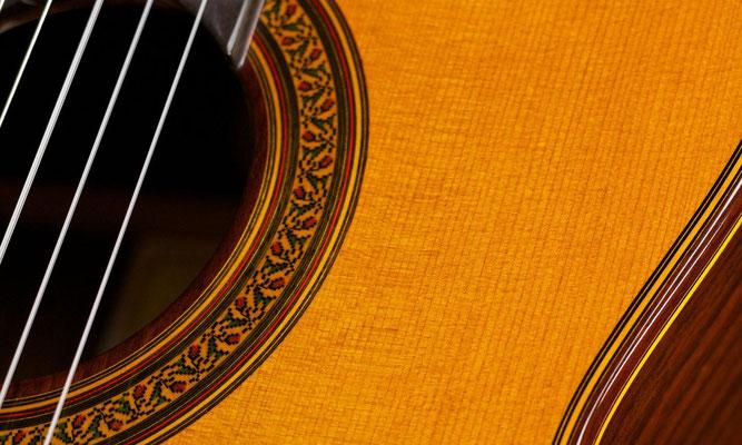 Jose Ramirez 2009 - Guitar 3 - Photo 7