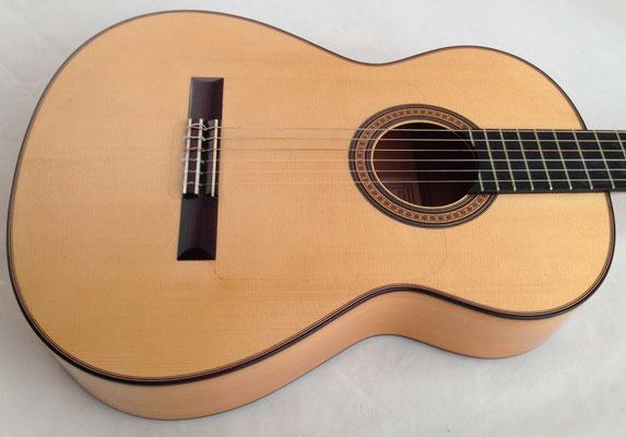 Antonio Marin Montero 2009 - Guitar 5 - Photo 4