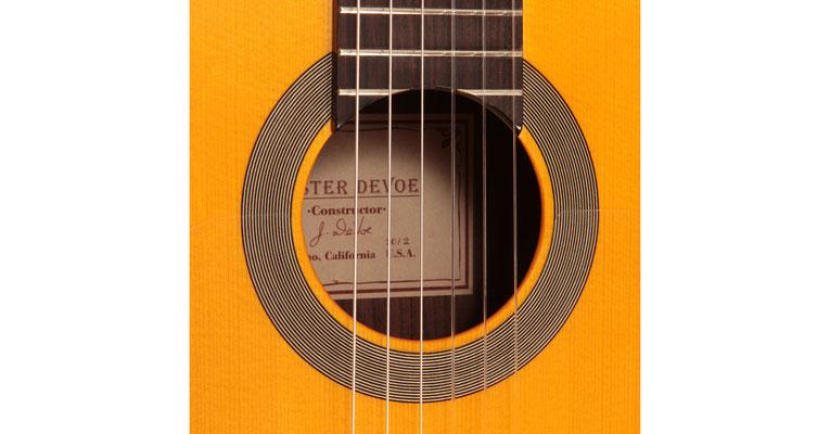 Lester Devoe 2012 - Guitar 2 - Photo 5
