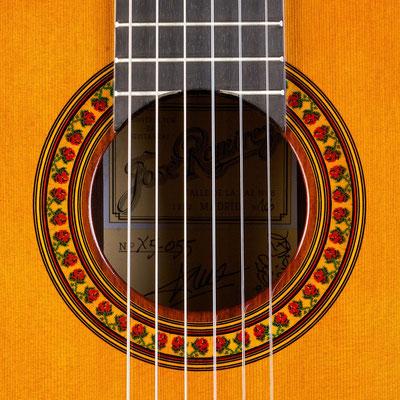 Jose Ramirez 2016 - Guitar 1 - Photo 9