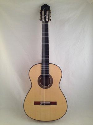 Antonio Marin Montero 2013 - Guitar 3 - Photo 8