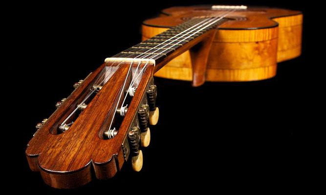 Antonio de Torres 1862 - Guitar 1 - Photo 11
