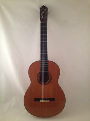 Gerundino Fernandez 1977 - Guitar 1 - Photo 19