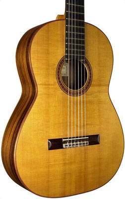 Santos Hernandez 1941 - Guitar 1 - Photo 3