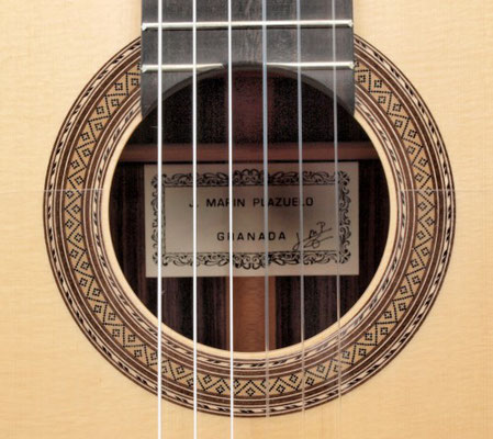 Jose Marin Plazuelo 2013 - Guitar 3 - Photo 7