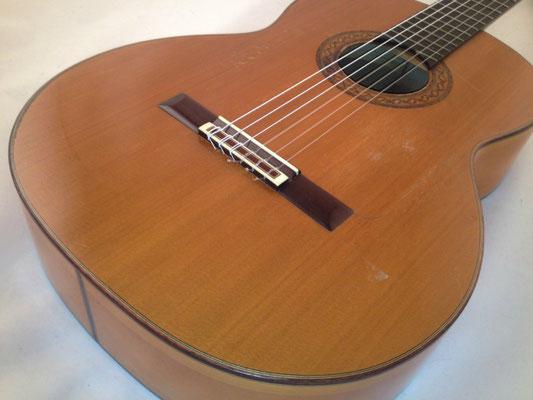 Gerundino Fernandez 1977 - Guitar 1 - Photo 6